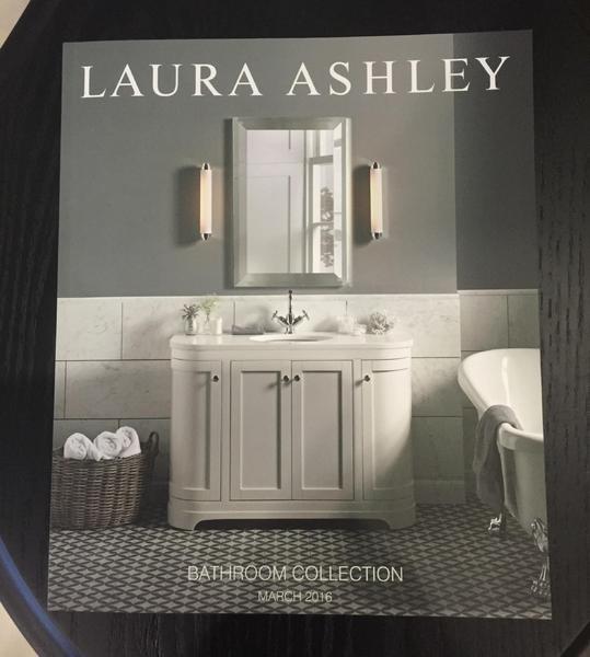 Laura Ashley Bathroom Furniture