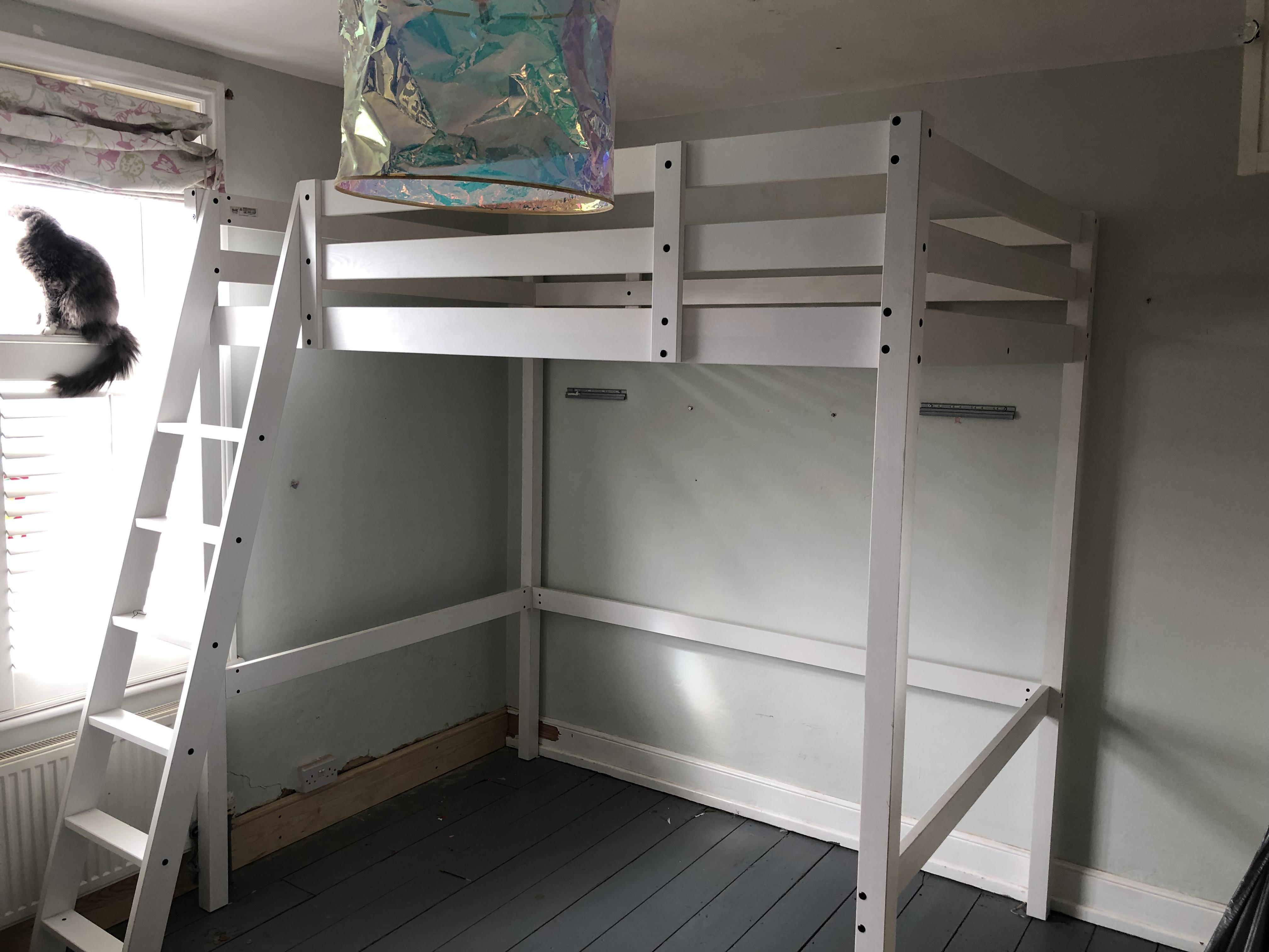 Picture of: Loft Bed Ikea In Cowes Sold Wightbay