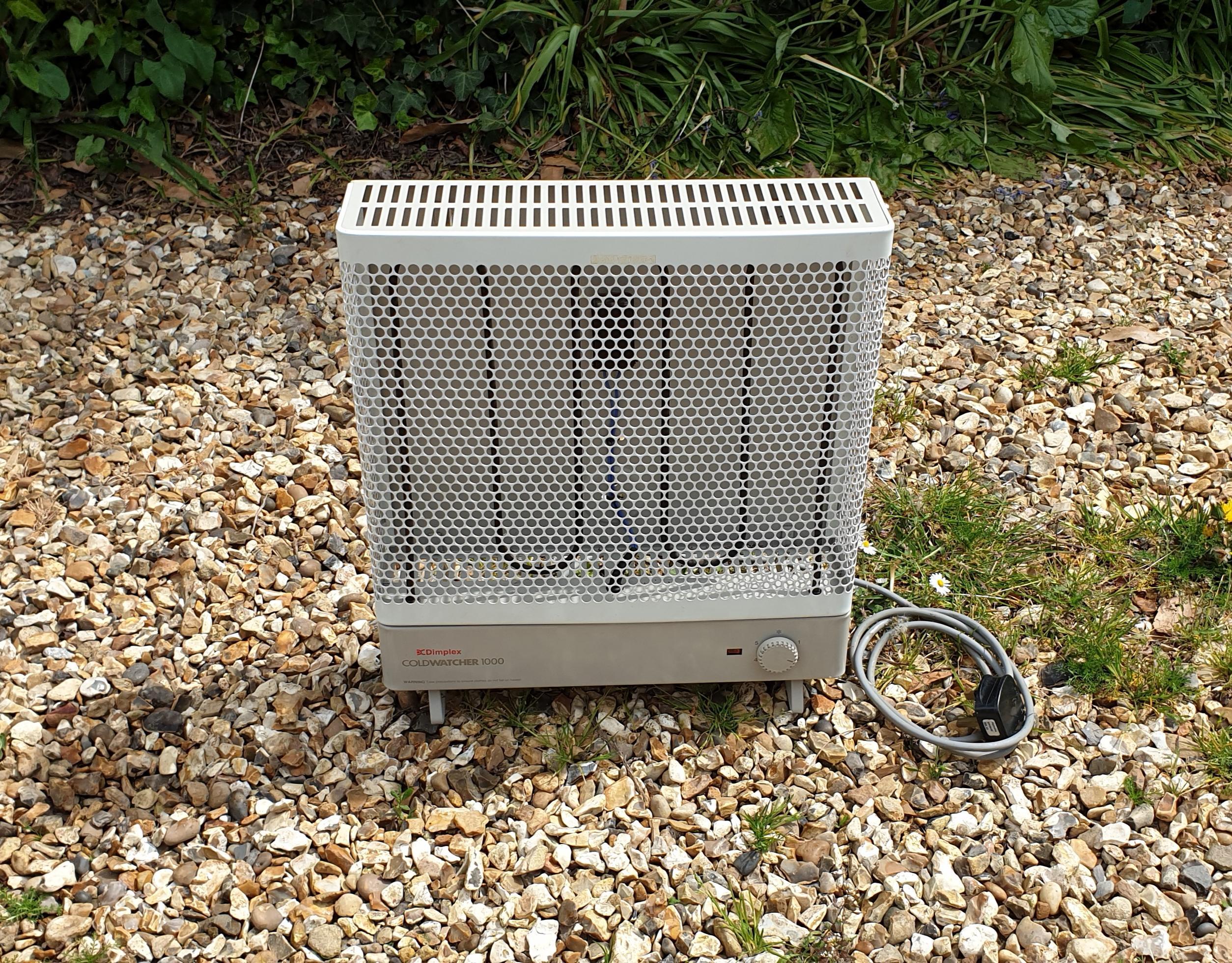 Electric heater Newport | Wightbay