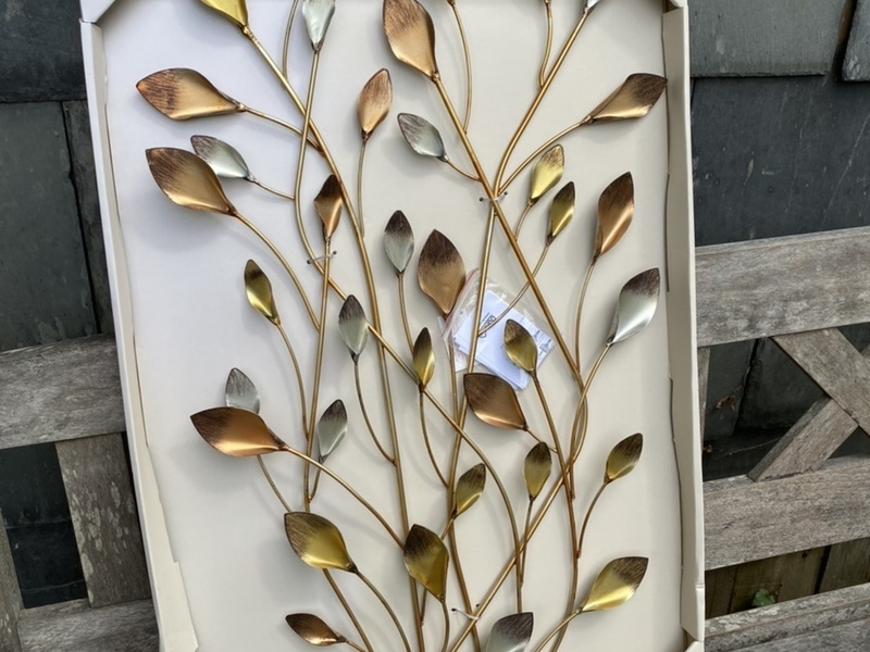 New Metal Wall Art Dunelm Ryde Expired Wightbay